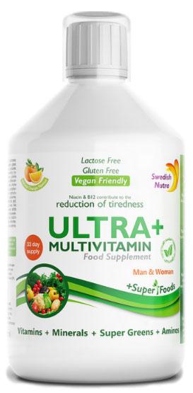 ULTRA + MULTI-VITAMIN